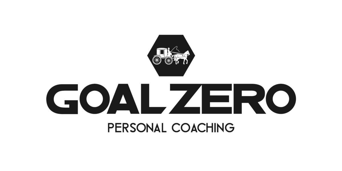 心斎橋パーソナルトレーニングジム | 「GOAL ZERO」ロゴ